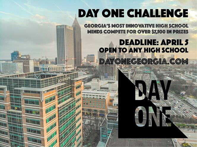 2018 Day One Challenge launch
