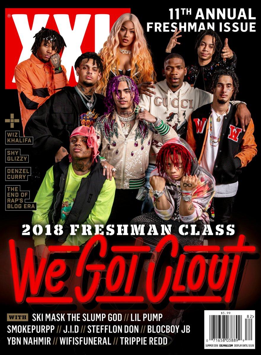 2018 freshman cover
