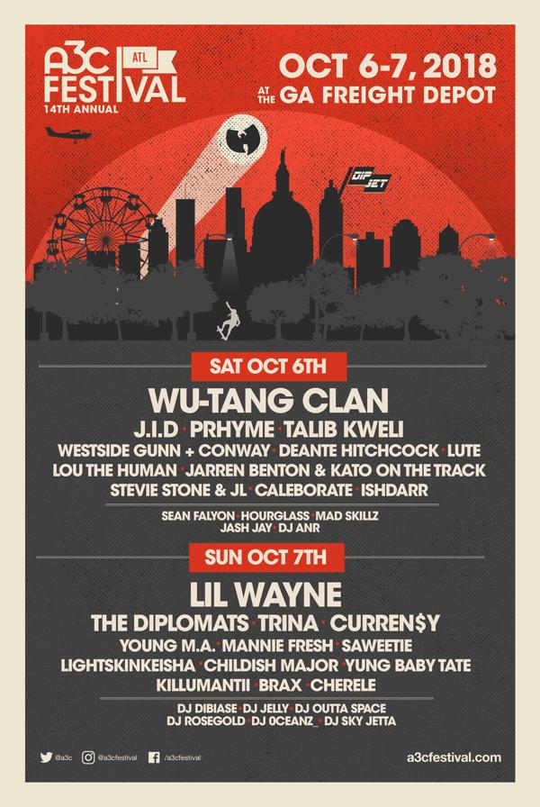 A3C Festival Daily FINAL - A3C 2018