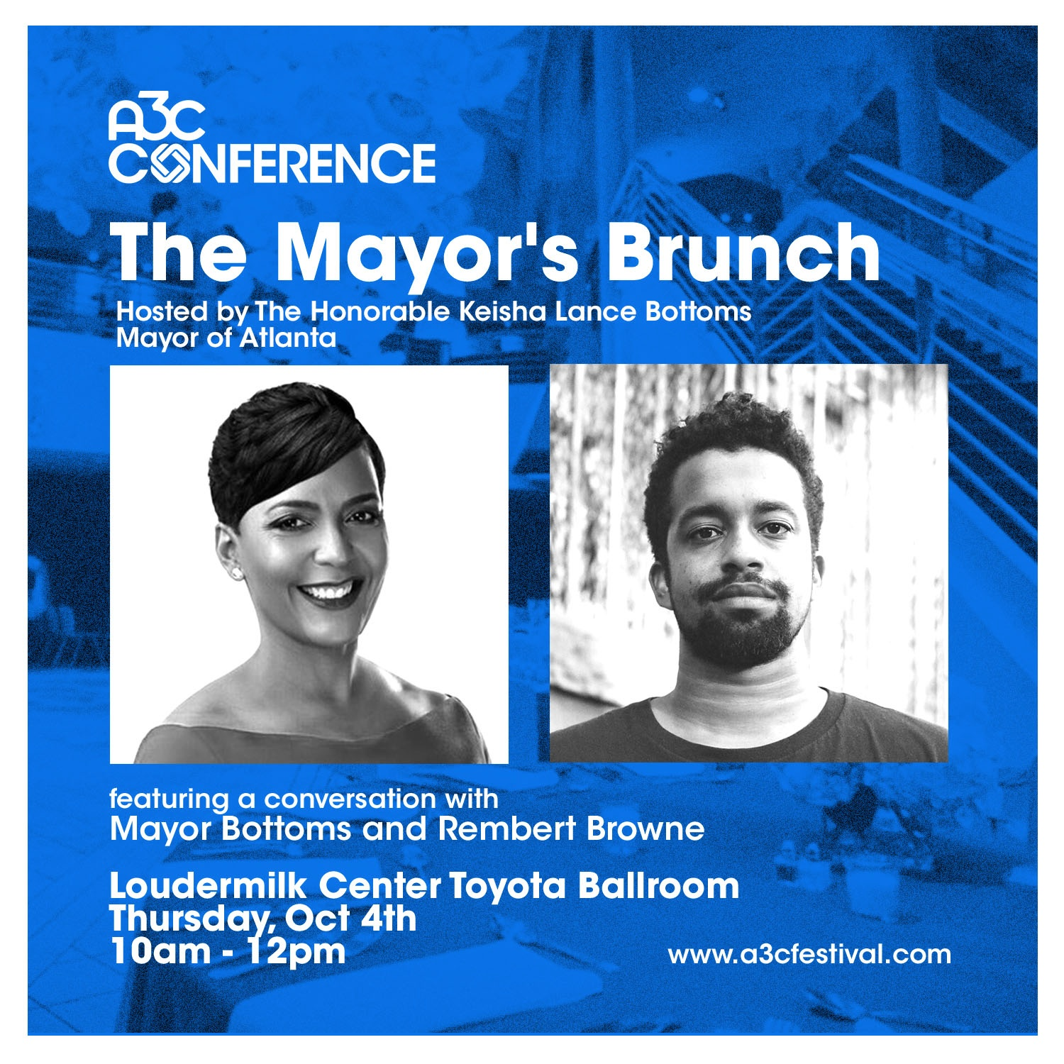 A3C Mayor Brunch - 2018