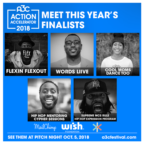 Action Accelator Finalist - A3C 2018 v2