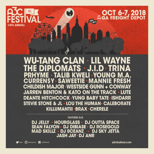 Festival Poster - A3C 2018 - FINAL IG