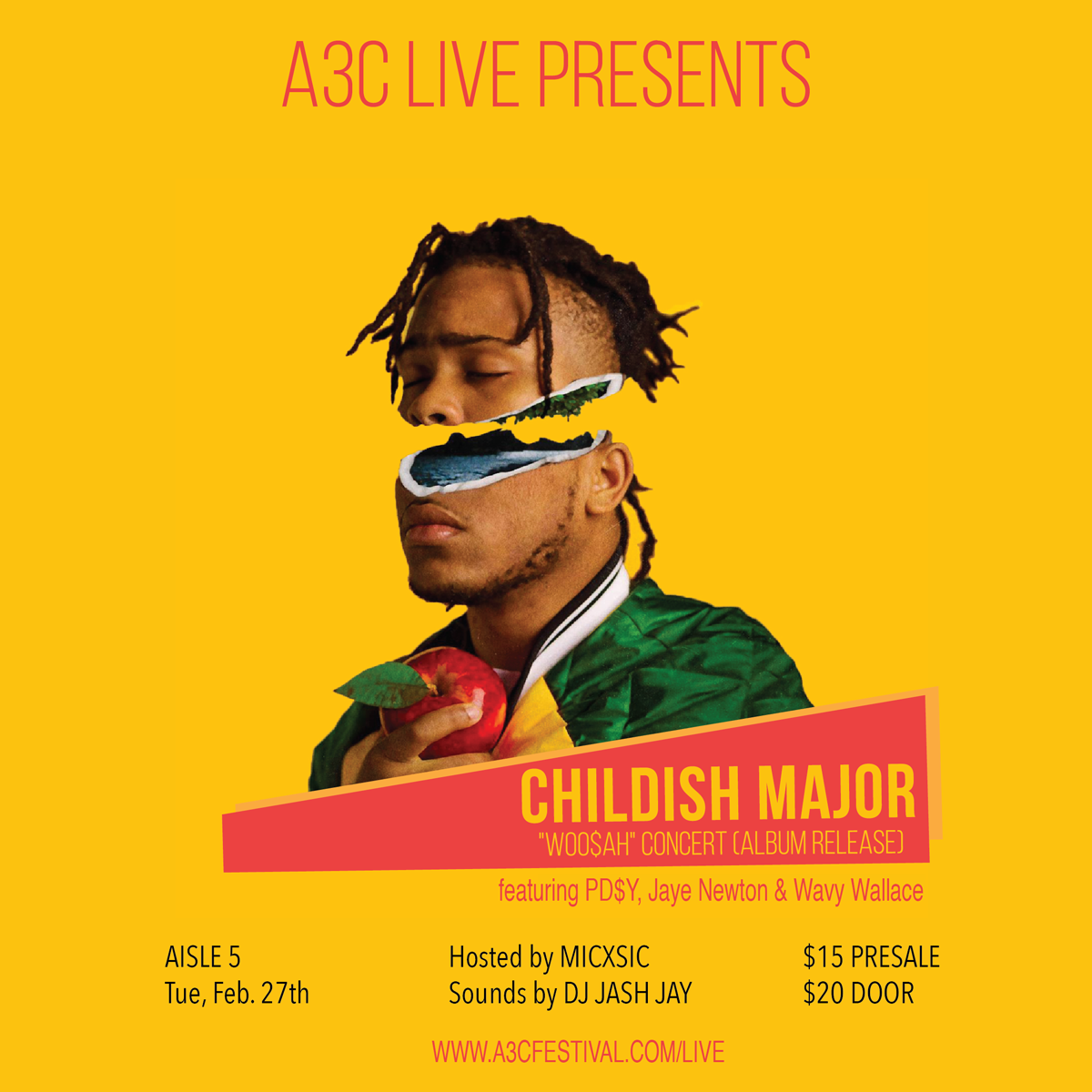 A3C-Live-Childish-Major-Final