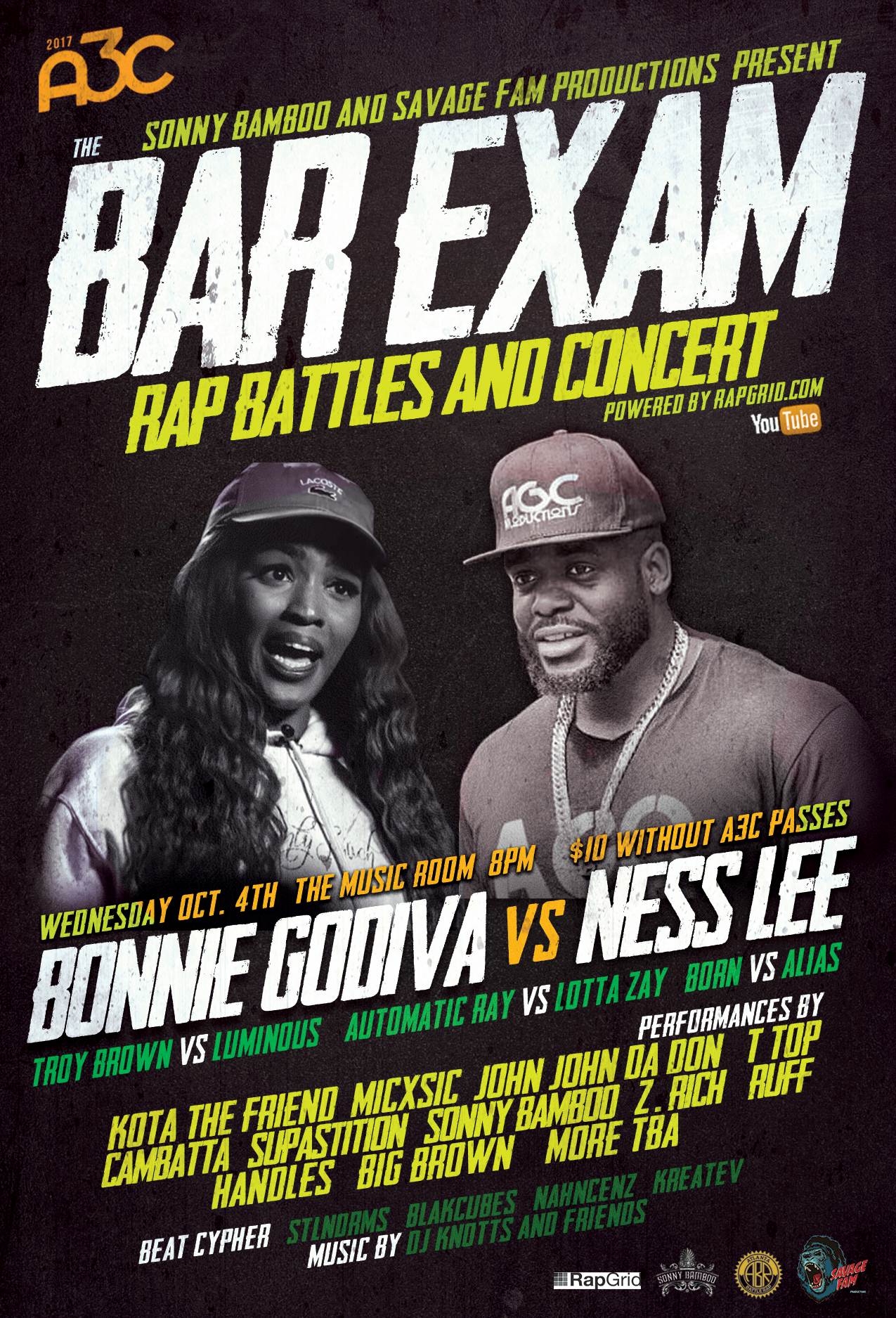 Rap Battle Bar Exam - A3C 2017 Flyer.png
