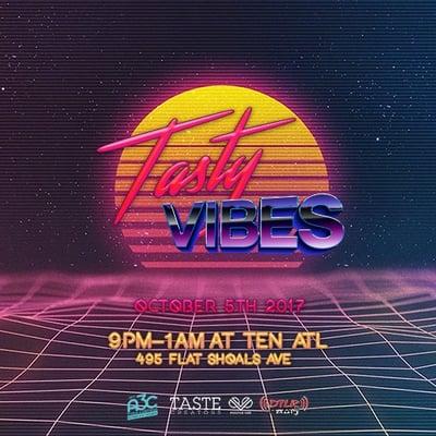 Tasty Vibes - Show A3C 2017.jpg