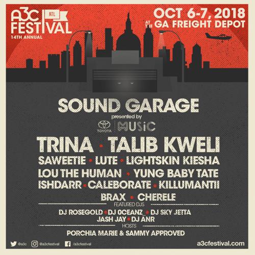 Sound Garage IG - A3C 2018