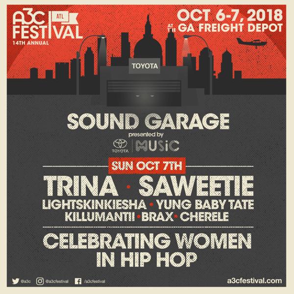 Women Sound Garage - A3C Festival 2018