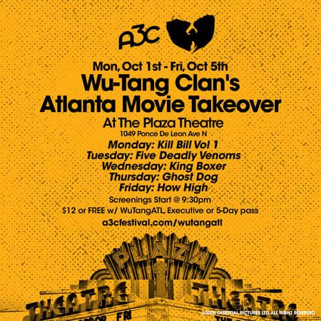 WuTang Plaza Theatre - A3C 2018