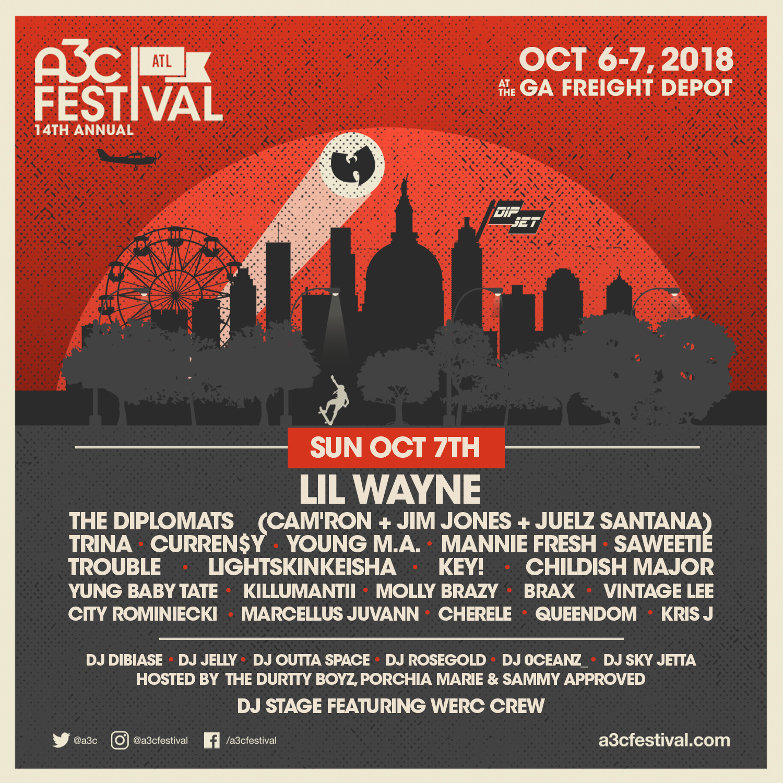 Festival Sunday - A3C 2018 FINAL
