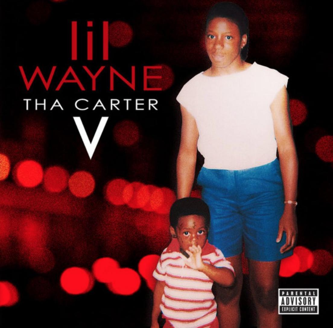 Lil Wayne Tha Carter V Cover