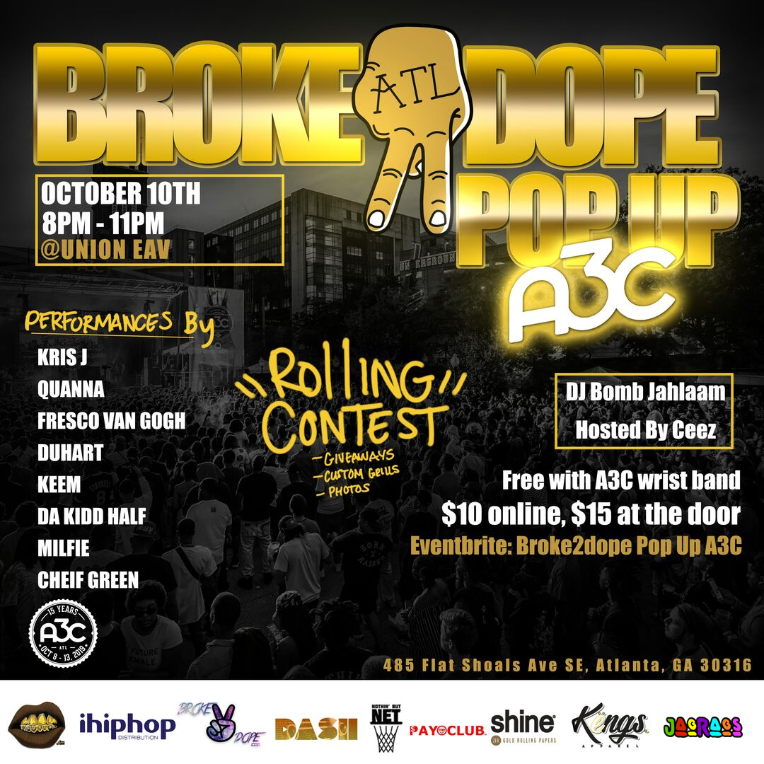 b2da3c1 - Broke 2 Dope, LLC