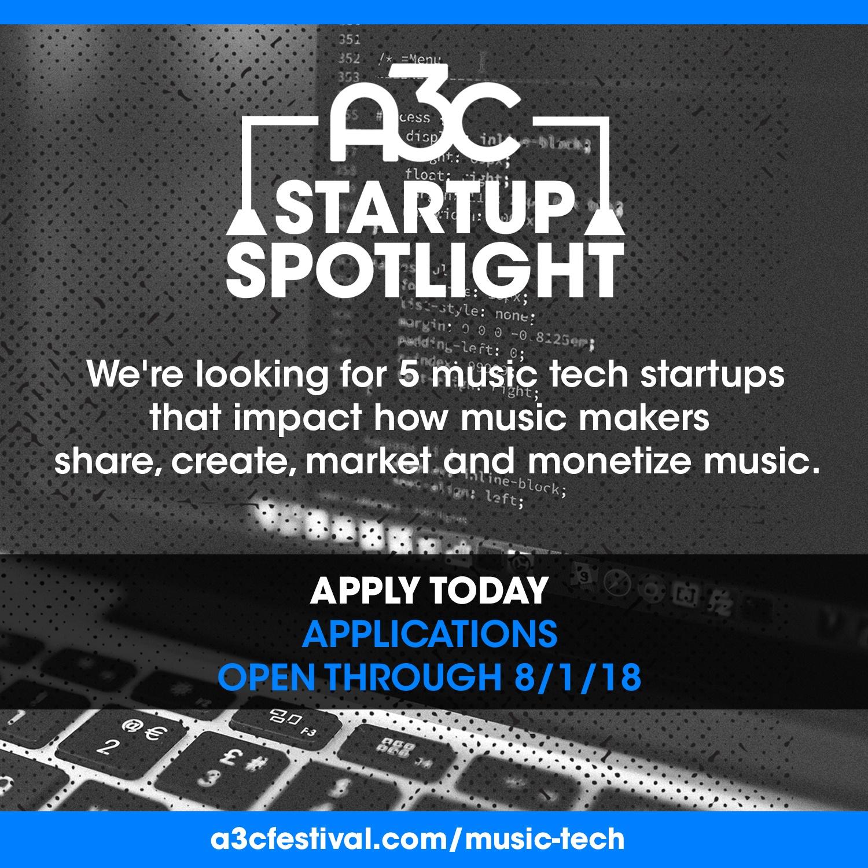 startup spolight application